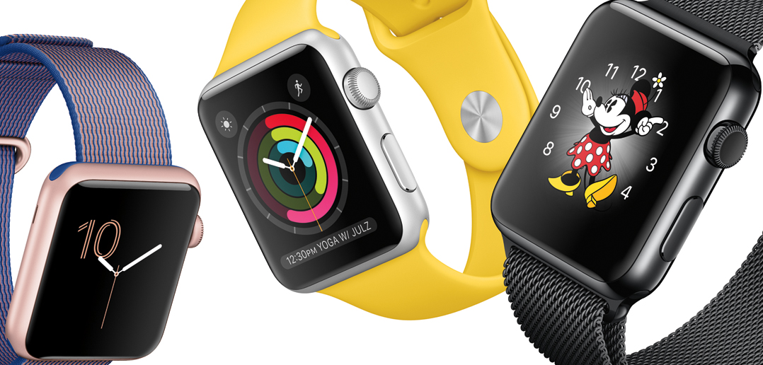 Apple still leads in smartwatch sales