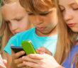 Kids with smartphones 2