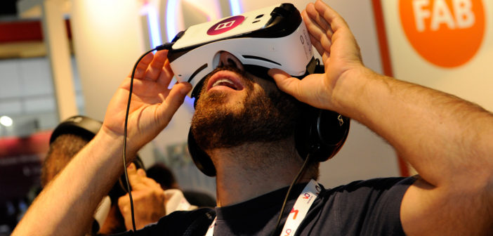 Vodafone and Ericsson study lag and VR