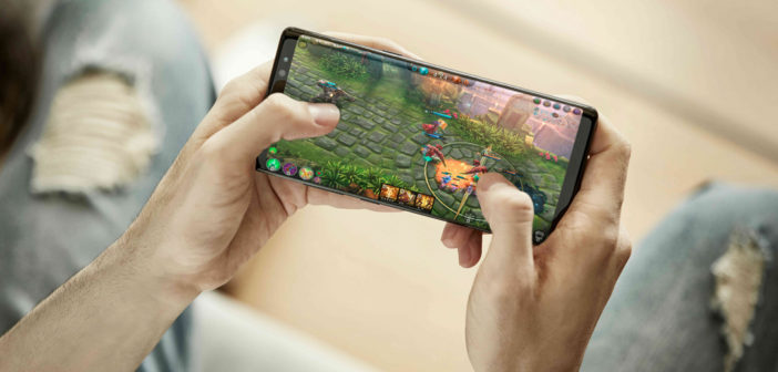 Smartphones shaking up gaming market