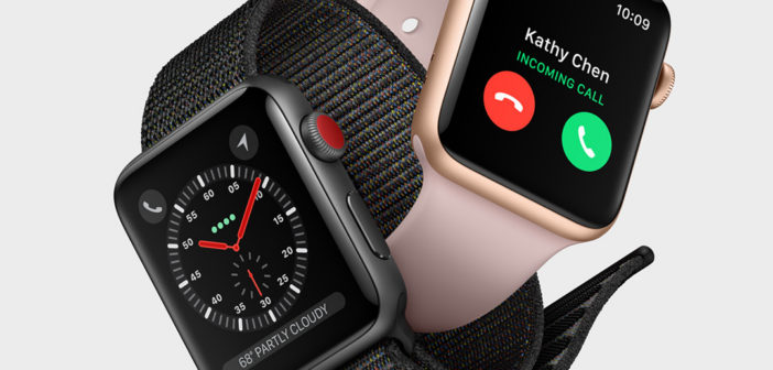 Smartwatch shipments grow to 10m units in Q3 2018