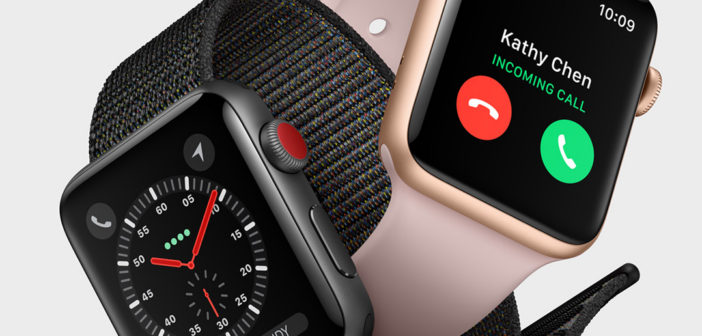 Apple Watch Series 3 launched