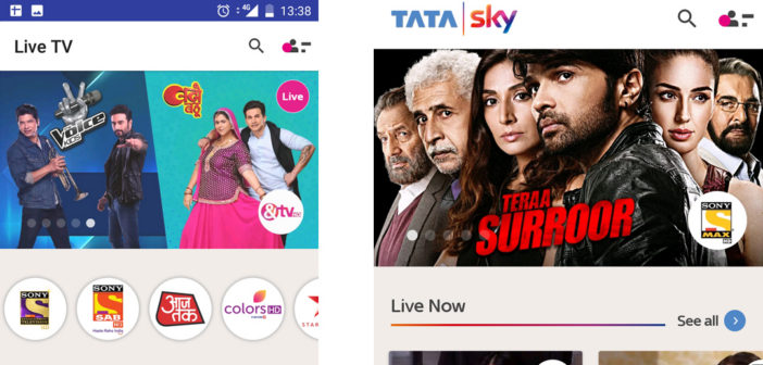 Tata Sky's mobile app video experience revived by Accedo