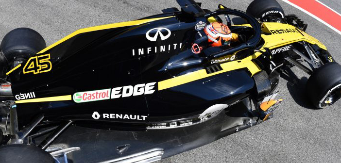 F1 runs into issues with live replay of Spanish Grand Prix
